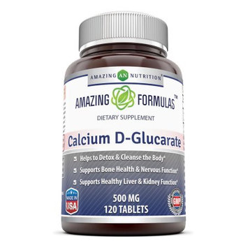 Amazing Nutrition Calcium D-Glucarate