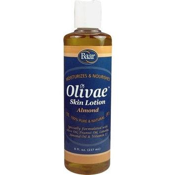 Olivae Skin Lotion & Massage Oil, 8 oz.