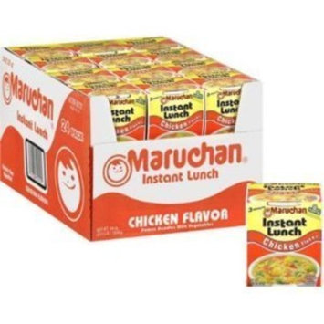 Maruchan Instant Lunch Chicken Flavor - 24/2.25 oz./2pk