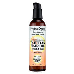 Original Sprout Tahitian Hair Oil 0.5 oz