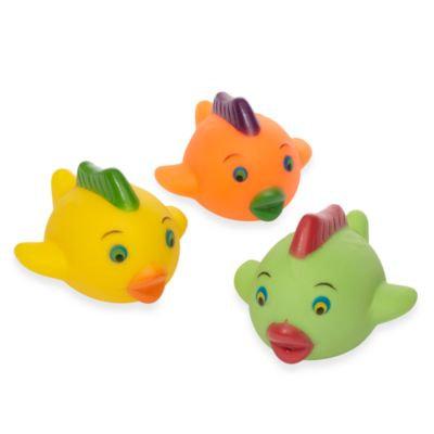 Vital Baby Play 'n Splash Deep Sea Fishy Friends