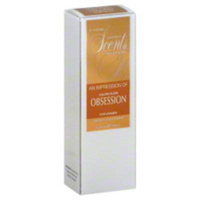 Perfect Scents Fragrances Impression of Obsession by Calvin Klein Spray Cologne for Women