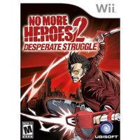 Ubi Soft No More Heroes 2: Desperate Struggle - Nintendo Wii