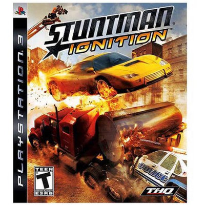 Thq Stuntman Ignition (PS3) - Pre-Owned