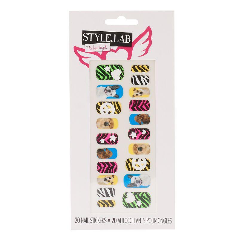 Fashion Angels Nail Sticker Set - Girls (Dog)