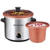 Vitaclay 2-Quart 2-in-1 Yogurt Maker