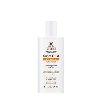 Kiehl's Since 1851 Super Fluid UV Defense Sunscreen SPF 50+ 1.7 oz.