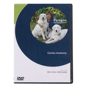 Paragon Pet Styling Series DVD, Canine Anatomy