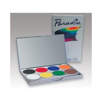 Mehron Paradise Makeup AQ 8-Color Palette - Basic