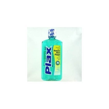 Plax Anti Plaque Mnt Size 16z Plax Soft Mint Anti-Plaque Mouthwash