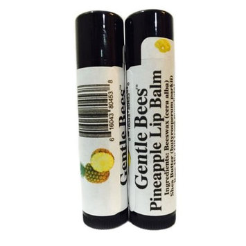 Gentle Bees 616043804538 Pineapple Lip Balm