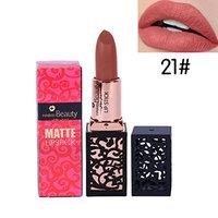 Binmer(TM) Fashion Lipstick Cosmetics Women Sexy Lips Matte Lasting Lip Gloss Party