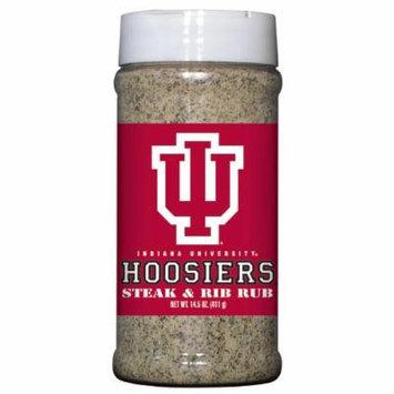 Indiana Hoosiers NCAA Steak and Rib Rub (14.5 oz)