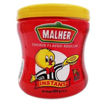 Malher Chicken Bouillon 16 oz - Consome de Pollo (Pack of 24)