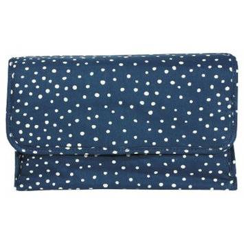 Contents Fall In Floral Hanging Organizer Cosmetic Bag