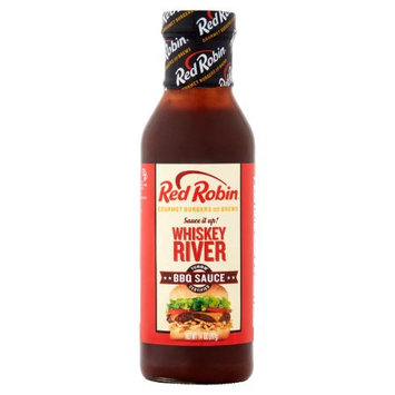 Red Robin International, Inc. Red Robin Whiskey River BBQ Sauce, 14 oz