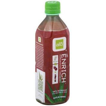 ALO Crisp Drink, 16.9 Fluid Ounce (Pack of 6)