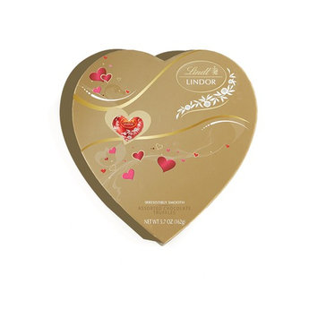 Lindt Lindor Assorted Chocolate Truffle Box, 5.7 Oz.