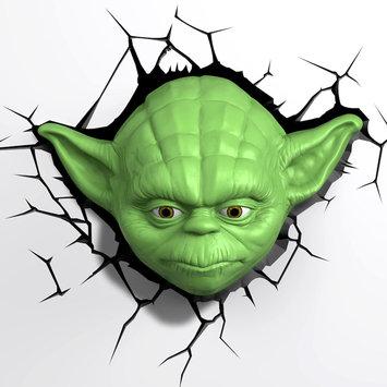 3d Light Fx Yoda 3D Night Light