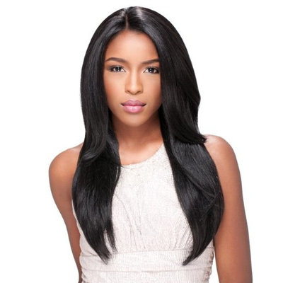 Sensationnel Empress Synthetic Custom Lace Wig - Straight-1B