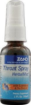 Zand 0273425 Herbal Mist Throat Spray - 1 fl oz