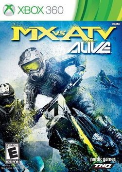 MX vs ATV Alive XB360 by XB360
