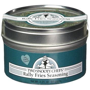 Rally Fries Seasoning for Garlic Lovers - 2-Pack