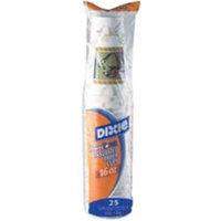 Dixie 5310DX Hot Cups, Paper, 10oz, Coffee Dreams Design, 500/Carton