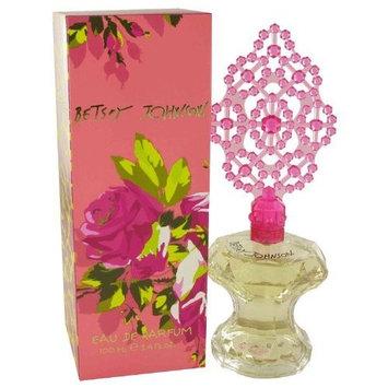 Betsey Johnson By Betsey Johnson For Women. Eau De Parfum Spray 3.4 oz