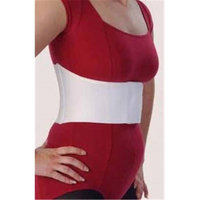 Living Health Products AZ-74-2101-FXL 8 in. Rib Belt Female Extra Large