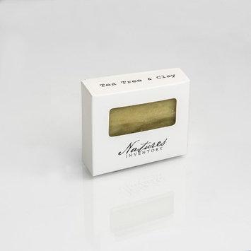 Aleko Nature's Inventory All Natural Tea Tree Rhassoul Clay Soap Bar