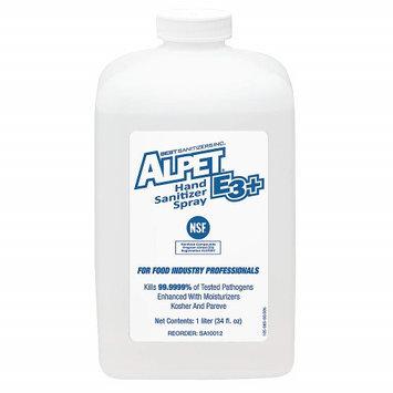 Best Sanitizers Inc BEST SANITIZERS, INC. SA10012 Hand Sanitizer,1L,PK6