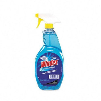 Windex(R) Glass Cleaner, 32 Oz., Case Of 12