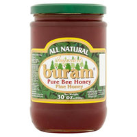 Ziyad Brothers Importing Buram, Honey Pine No Comb, 30 Oz (Pack Of 12)