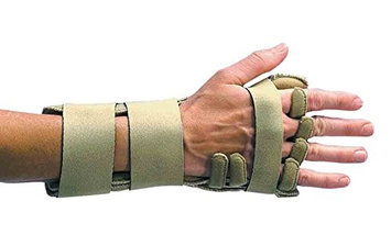 3 Point Products 3pp Comforter Wrist Splint-S-R