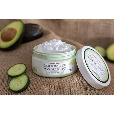 Trader Joe's - Cucumber Avocado Body Butter NET WT. 8 OZ (227g)