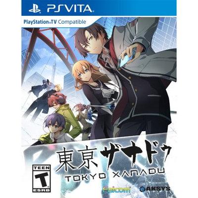 Aksys Games Tokyo Xanadu Playstation Vita [PSV]