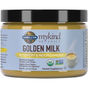 MyKind Golden Milk (3.7 Ounces Powder) by Garden of Life at the Vitamin Shoppe