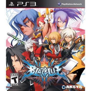 Agl PS3 - BlazBlue: Chrono Phantasma Limited Edition