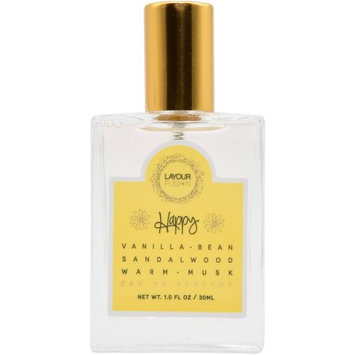 Layour Fusion Happy Eau De Parfume, 1 oz