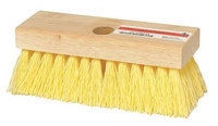 TOUGH GUY 1YXC2 Roof Brush, White
