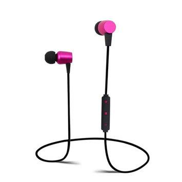 AutumnFall Bluetooth Sport Earphone,V4.2 + EDR Wireless Bluetooth Headset Stereo Headphone Earphone For iPhone LG