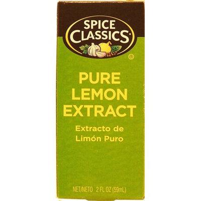 McCormick Spice Classics Lemon Extract, 2 OZ (Pack of 6)