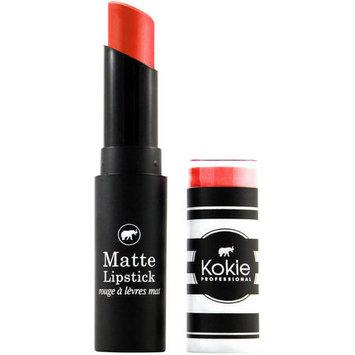 Kokie Professional Matte Lipstick, Firecracker, 0.14 fl oz