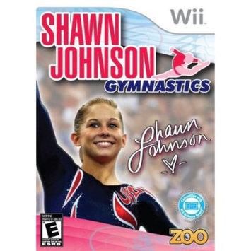 Zoo Games Shawn Johnson Gymnastics (Wii)