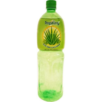 Tropiking Aloe Vera Drink 50.7 oz (Pack of 6)
