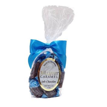 Bequet Caramels - Star-D Kosher - Gourmet Soft Caramels - Flavor Variety (5 pack) (4 oz each)