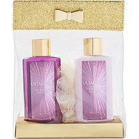ULTA Fig & Honey Glitter Bag Gift Set