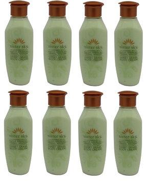 Sister Sky Sweet Grass Body Cream Lotion lot of 8 bottles. oz (Pack of 8)