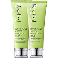 Rodial Super Acids Scrub and Mask Set